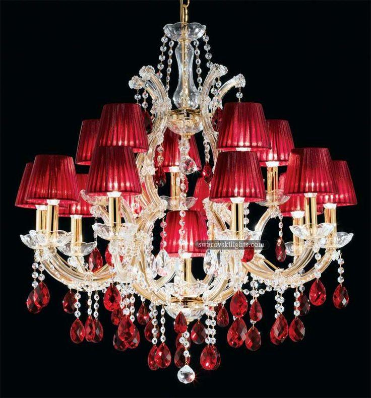 Maria Theresa Chandeliers Zhongshan Sunwe Lighting Co
