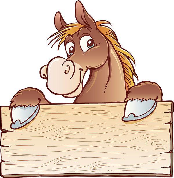 Horse By Zaricm Horse Cartoon Drawing Horse Cartoon Horse Drawings