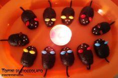 Topini di cioccolato – Ricette per Halloween