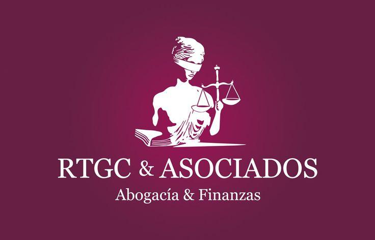 Dise o de logotipo rtgc asociados abogac a y finanzas - Diseno tenerife ...