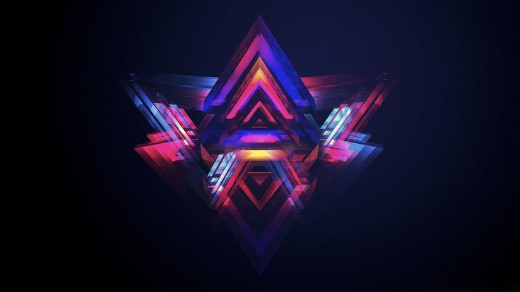 cool desktop background design art