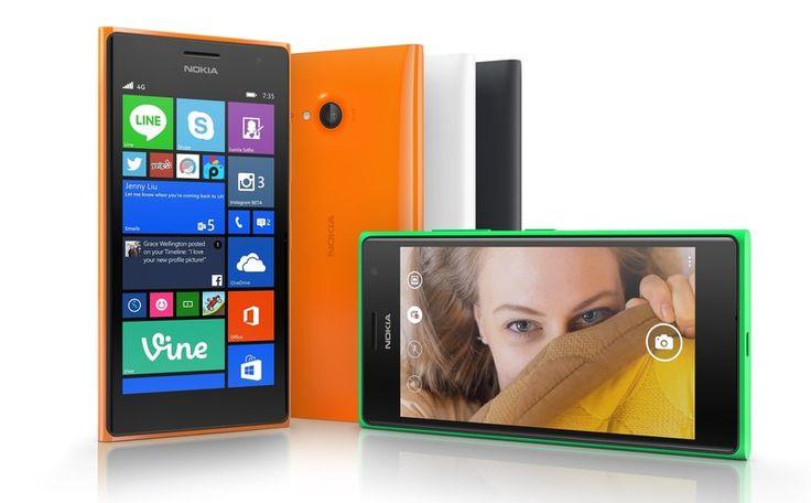 "#Nokia Lumia 730/735 ""Selfie"" camera announced: wide-angle 5MP FF Camera | WPCentral"