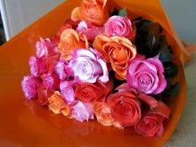 ¡¡¡SÚPER OFERTA!!! 25 Rosas Variadas