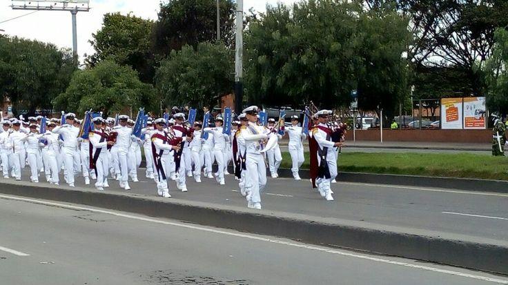 39) Escuela naval de suboficiales ARC Barranquilla.
