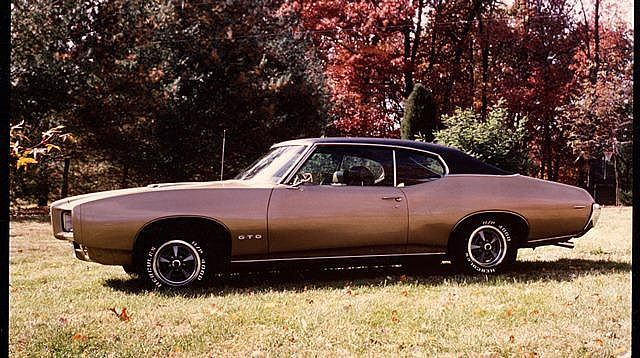 one owner 1969 pontiac gto for sale muscle pinterest cars. Black Bedroom Furniture Sets. Home Design Ideas