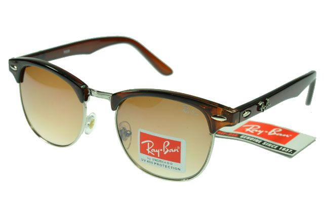 $14.86 Classic Ray Ban RB95005 Deep Brown For sale Frame Tawny Lenses Cheaps1323