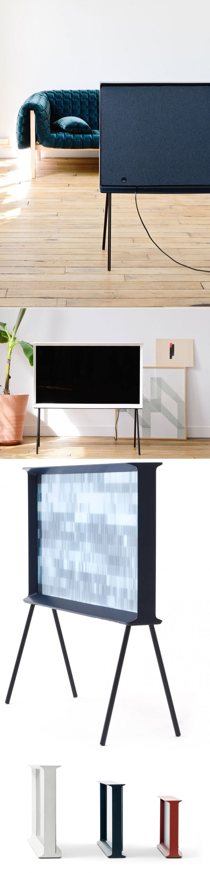 Introducing Samsung SERIF TV