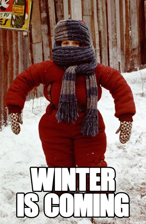 oh Montreal winter, here goes