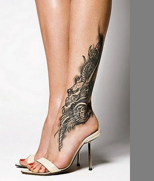 Exotic Tattoo Designs for Women | Tattoos | Pinterest