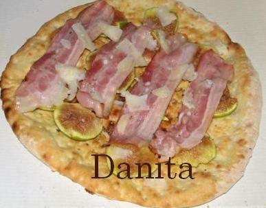 Le leccornie di Danita: Pizza ai fichi