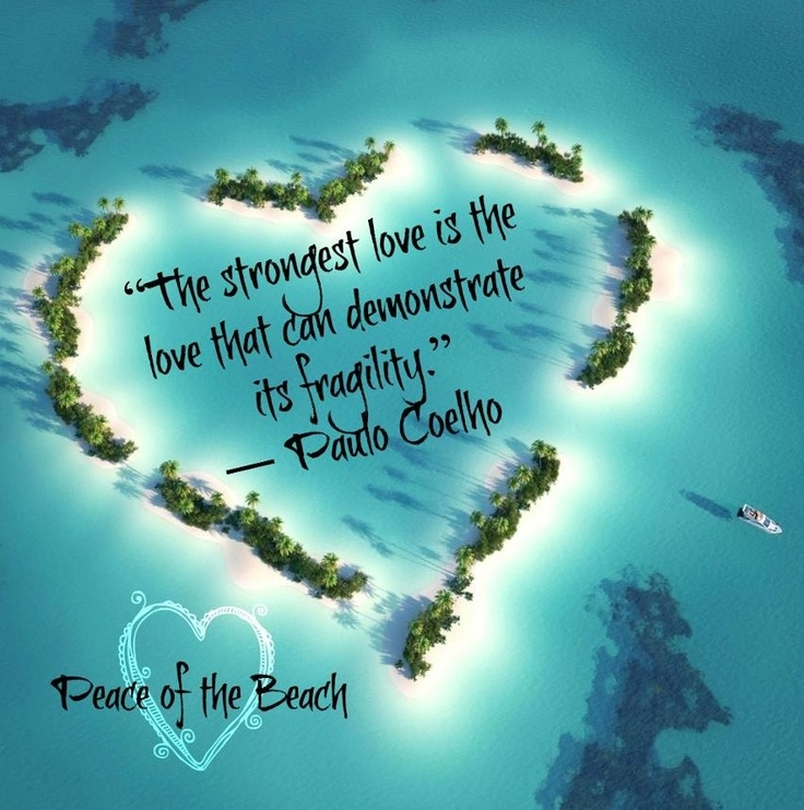 78 Best Beach Love Quotes On Pinterest