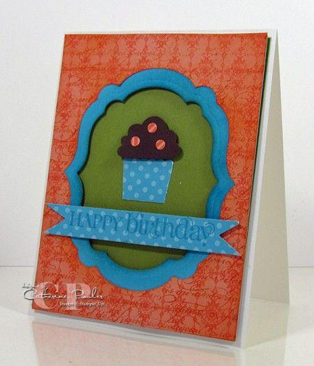 Stampin' Up Birthday Card Making