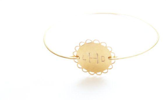 Personalized Bracelet - Sweet Auburn Studio