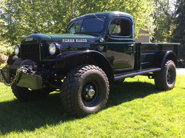 Displaying 11 Total Results For Classic Dodge Power Wagon Vehicles Sale