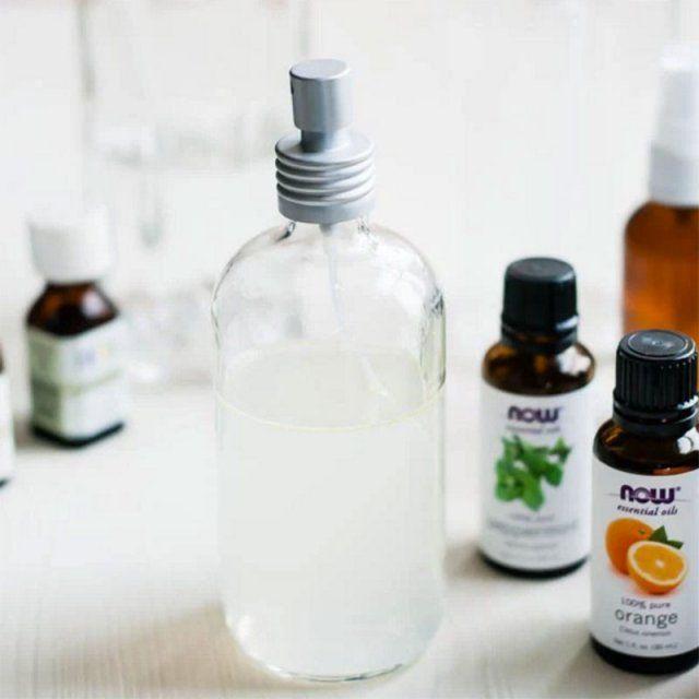 Spray parfumé aux huiles essentielles