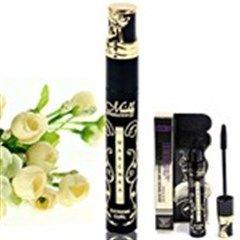 (MENOW) Waterproof Black Dense Eyelash Mascara Eyelash Lengthener for Lady