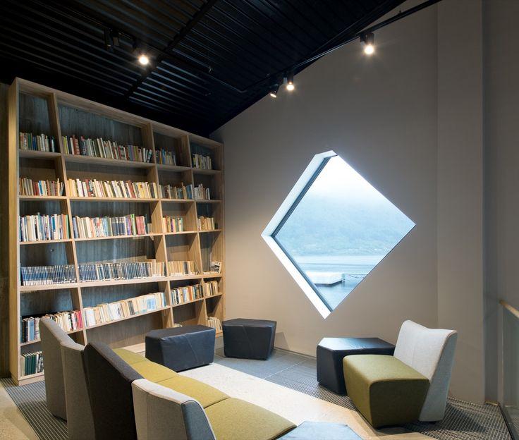 Gallery of Norwegian Mountaineering Center / Reiulf Ramstad Arkitekter - 17