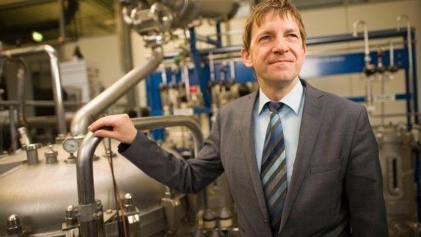 Spitzenreiter: Keine Rhein-Main-Aktie schnitt 2016 besser ab die von Jürgen Eck geführte Brain Biotechnology AG aus Zwingenberg