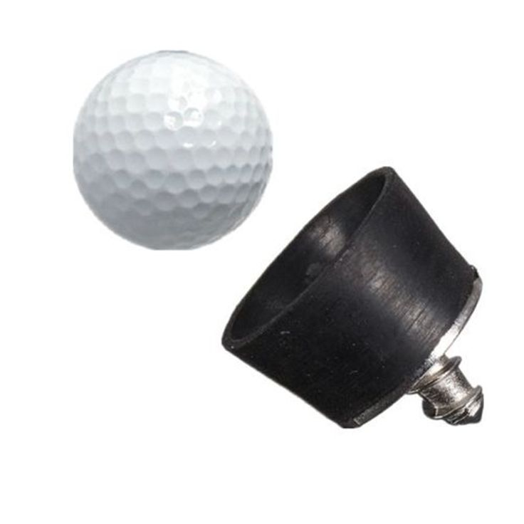 Горячие Продажи мини-Резиновый Мяч Для Гольфа Забрать Клюшки Грип Ретривер Инструмент Присоске Пикап Винт гольф учебные пособия