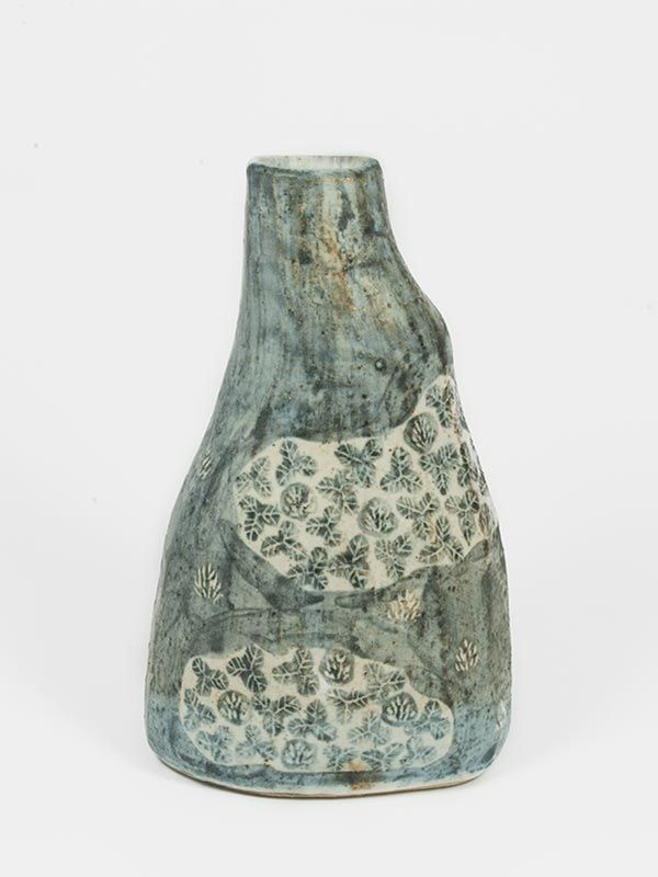 Junction Art Gallery - Yo Thom Vase I http://www.junctionartgallery.co.uk/artists/ceramics/yo-thom