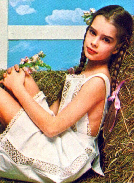 early days - Brooke Shields Photo (10552638) - Fanpop