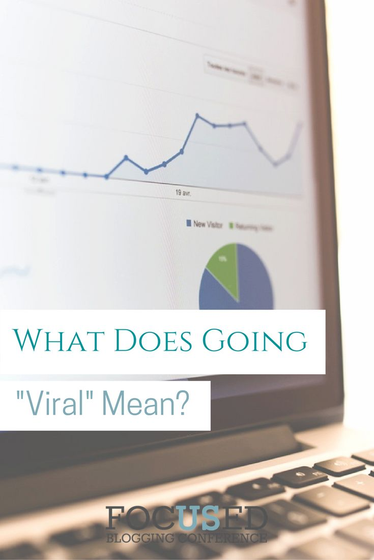 "What Does ""Going Viral"" Mean?  via @Focusedbc"