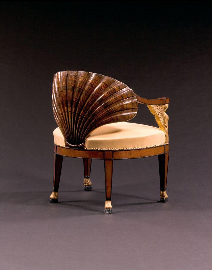 """История вещей, костюма, искусства, мебели, интерьера и быта от художника кино. - Мебель в стиле"""" Grotto"""" 17-20 век"""