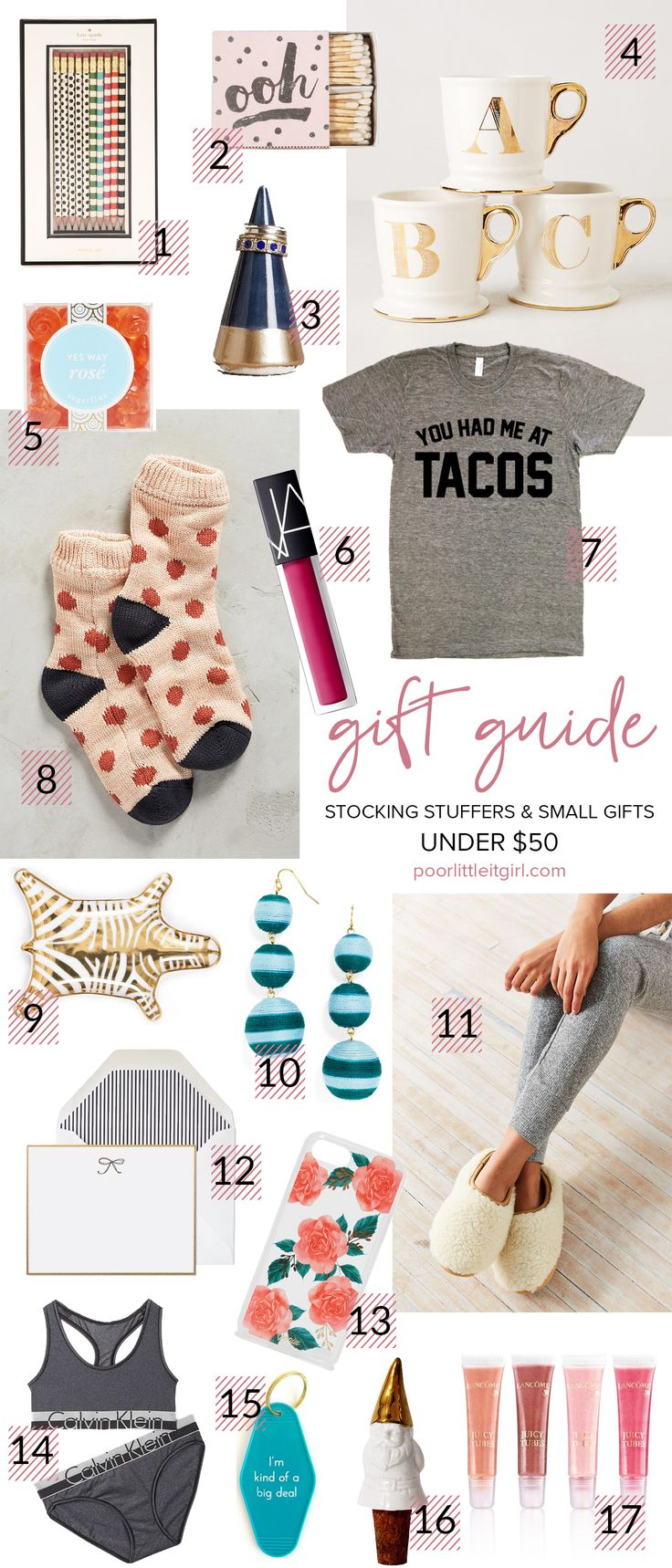 Stocking Stuffers And Small Gifts Under 50 Gift Guide