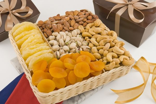 """For a limited time only save 10% plus free ground shipping on our 2 lb Fruit & Nut Basket with the coupon code """"fruit""""! #coupon #discount http://www.superiornutstore.com/fruit-and-nut-basket-2-pound.html?utm_source=Nut_and_Fruit_Baskets_medium=Banner_campaign=Nut%2Band%2BFruit%2BBaskets#"""