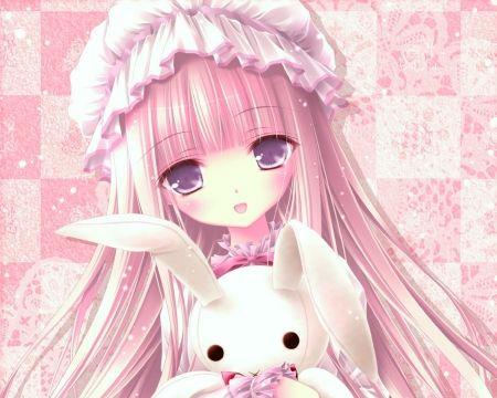 Cute Anime Bunny Girls Anime Female Bunny Girl