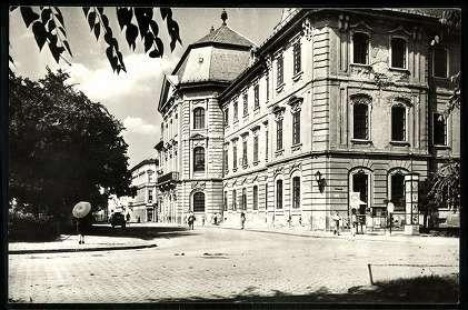 Eger; Pedagógiai Főiskola | Képcsarnok | Hungaricana