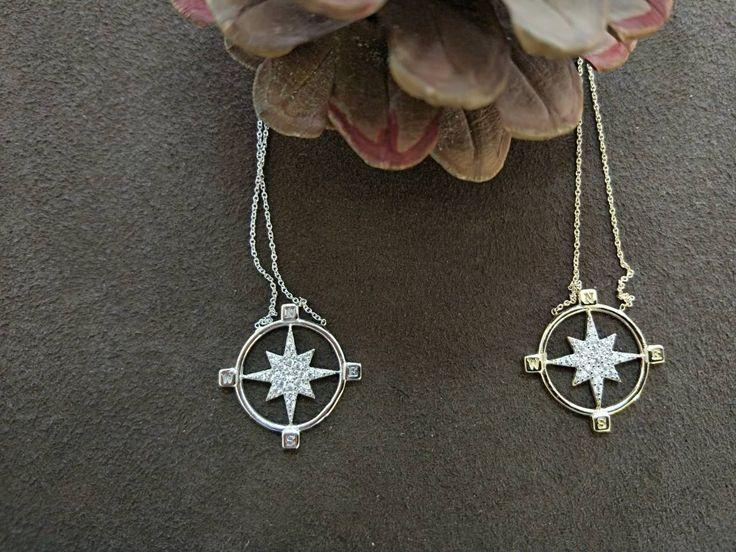 Short Pendant - Polar Star Mandala by VIDA VIDA n8ViUWNBF