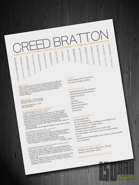 22 best Resume Inspiration images on Pinterest Resume ideas - skills to mention on a resume