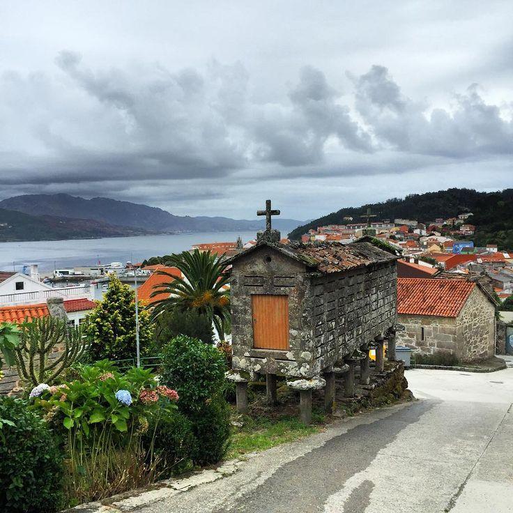 Corcubión, un rincón maravilloso de la #CostaDaMorte #Galicia vía @sandranolf #SienteGalicia