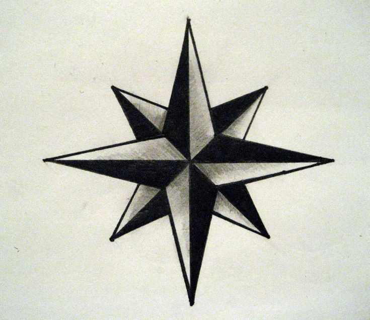 Nautical Star — Crafthubs                                                                                                                                                     More