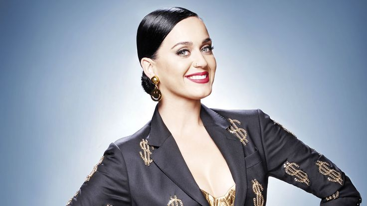Katy Perry is one of just 16 women on the Global Celebrity 100 list of highest-earning celebrities (Credit: Jamel Toppin for Forbes)