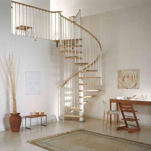 Arkeu0027 DIY Spiral Stairs