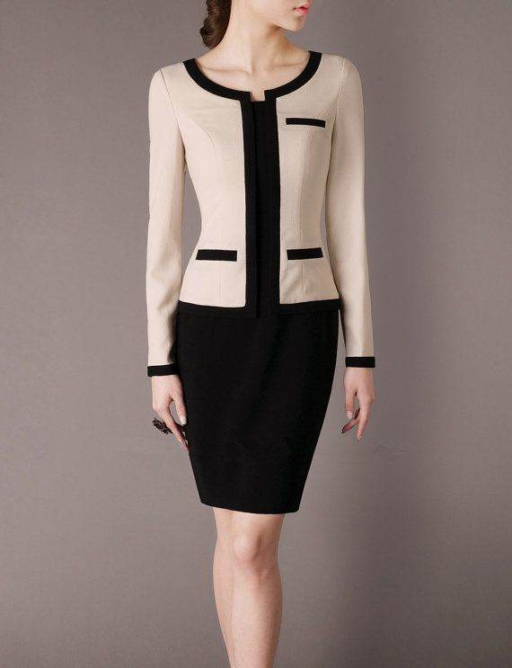 Office Dressing For Women Decoded Into Easy To Adapt Steps | http://stylishwife.com/2014/09/office-dressing-women-decoded-easy-adapt-steps.html
