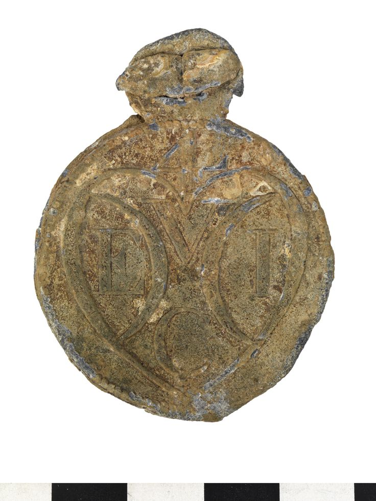 Bag seal for cloth - National Maritime Museum - East India Company