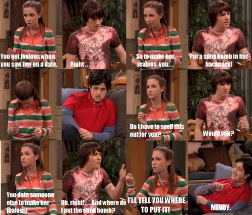 Drake and josh never gets old (: