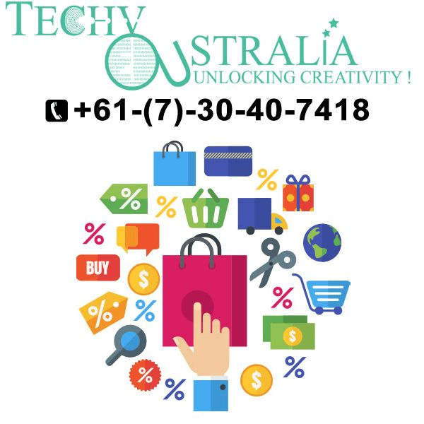 +61-(7)-30-40-7418 Techy Australia  Online Marketing