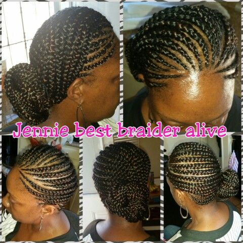 if you need an appointment, let me know...   #jenniebestbraideralive #braids #braider #stylist #cornrow #mohawk #braidlife #braidingismylife #braidedponytail #mohawk #braidedmohawk #jennie_best_braider_alive #kinkytwist #color #blonde