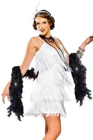 F314-2 Costum tematic dansatoare Anii '20