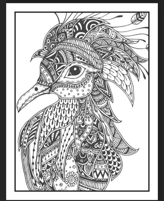 Adult Coloring Books Awesome Animal Designs And Stress Relieving Mandala Patterns For Relaxation Meditation Happiness Animals Volume
