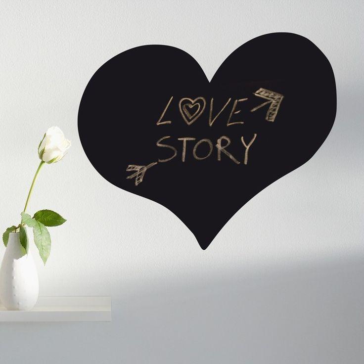 ¿Nos cuentas tu historia de amor? <3 Vinilos decorativos para niños Chispum