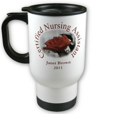 Nursing Teacher Travel Mugs