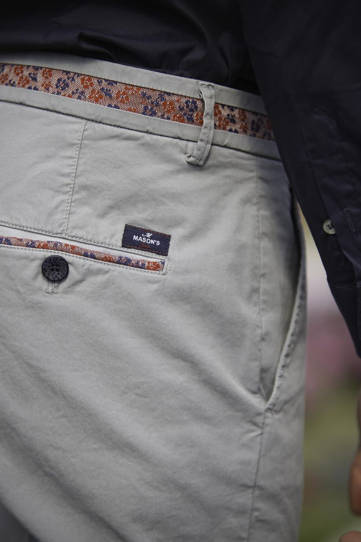 Mason's Man Chino Pants model Torino Hawaii - Masons http://www.99wtf.net/category/young-style/casual-style/