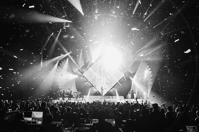 Newcastle 27/10/16 #WingsOfTheWildTour ✨