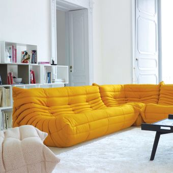 1000 images about togo ligne roset design on pinterest for Housse togo ligne roset