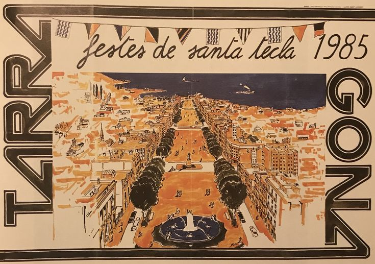 Santa Tecla 1985